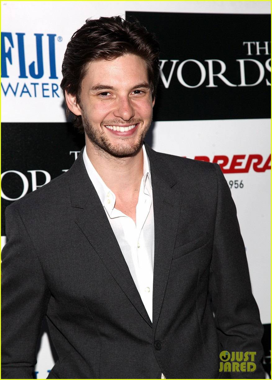 bradley cooper ben barnes the words screening studs 03