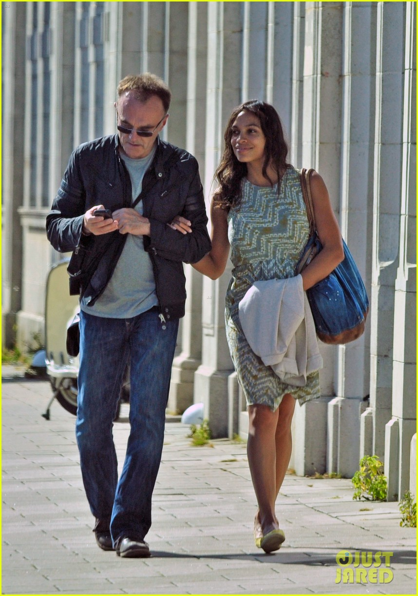 rosario dawson danny boyle new couple 012698407