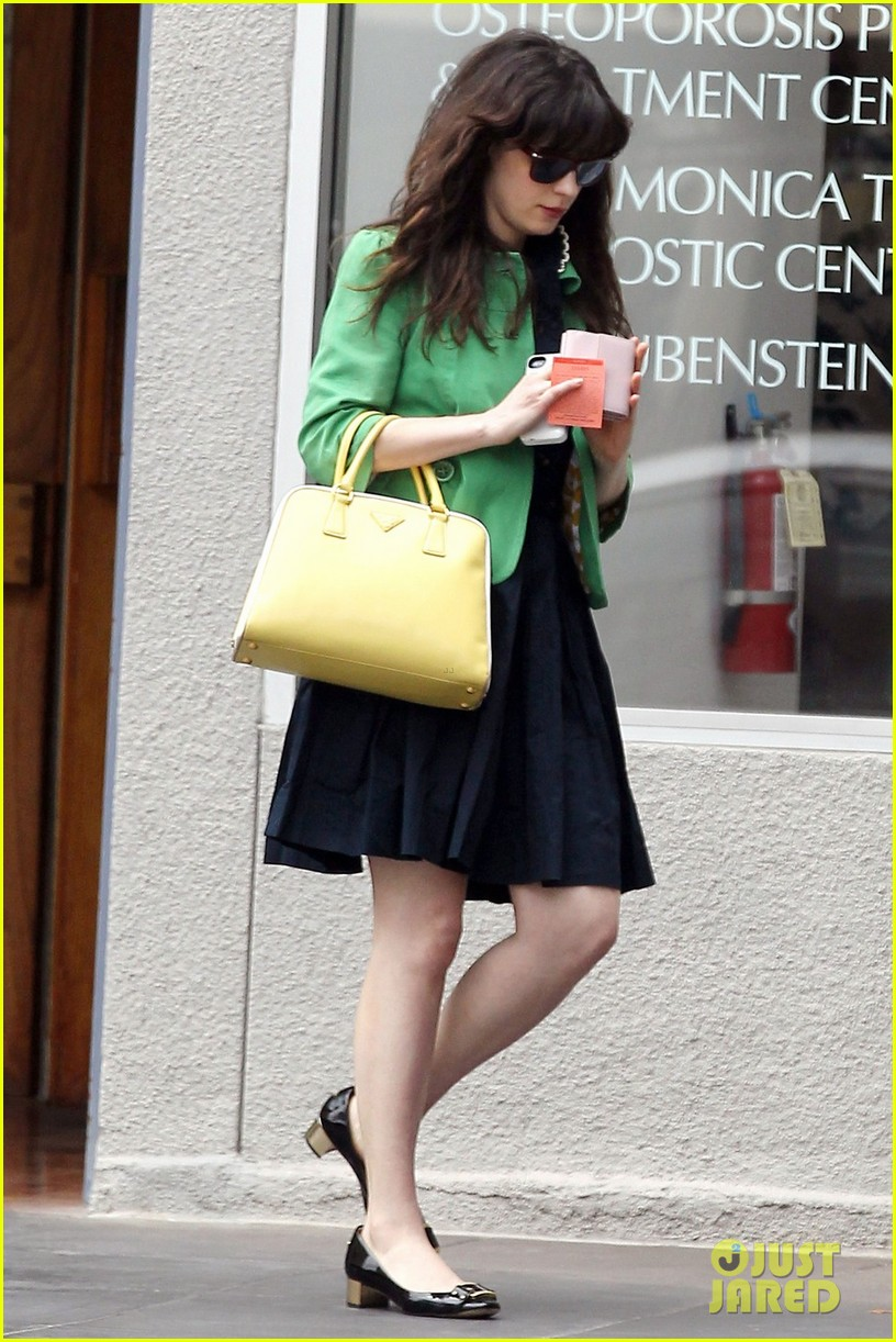 zooey deschanel out shopping 05