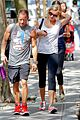 cameron diaz fitness fun in big apple 10