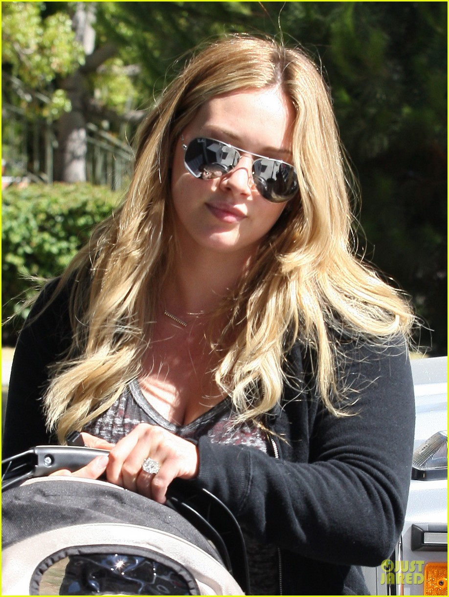 hilary duff pilates luca 05