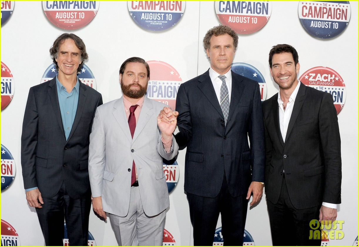 will ferrell zach galifiankis campaign premiere 05