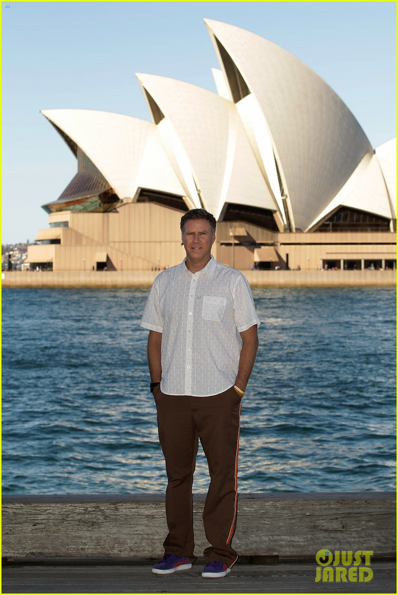 will ferrell brings the campaign to australia 042697810
