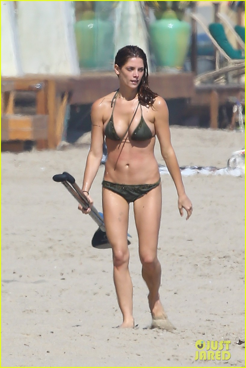 Posted in Ashley Greene: Bikini Babe in Malibu!