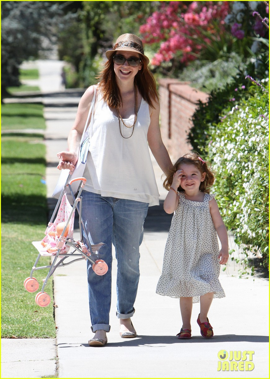 alyson hannigan brentwood family lunch 10