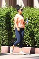 vanessa hudgens monday morning workout 07