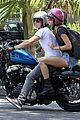 josh hutcherson motorcycle date 16