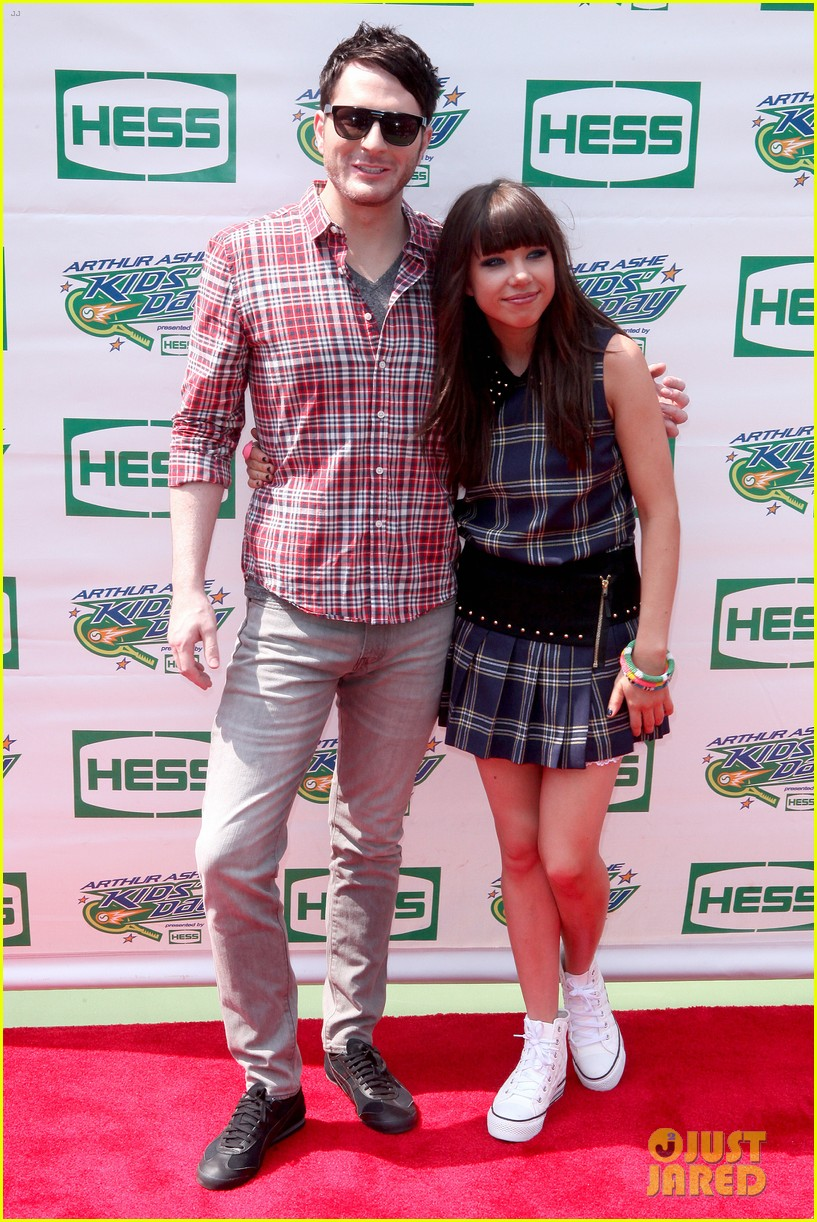 carly rae jepsen adam young arthur ashe kids day 01