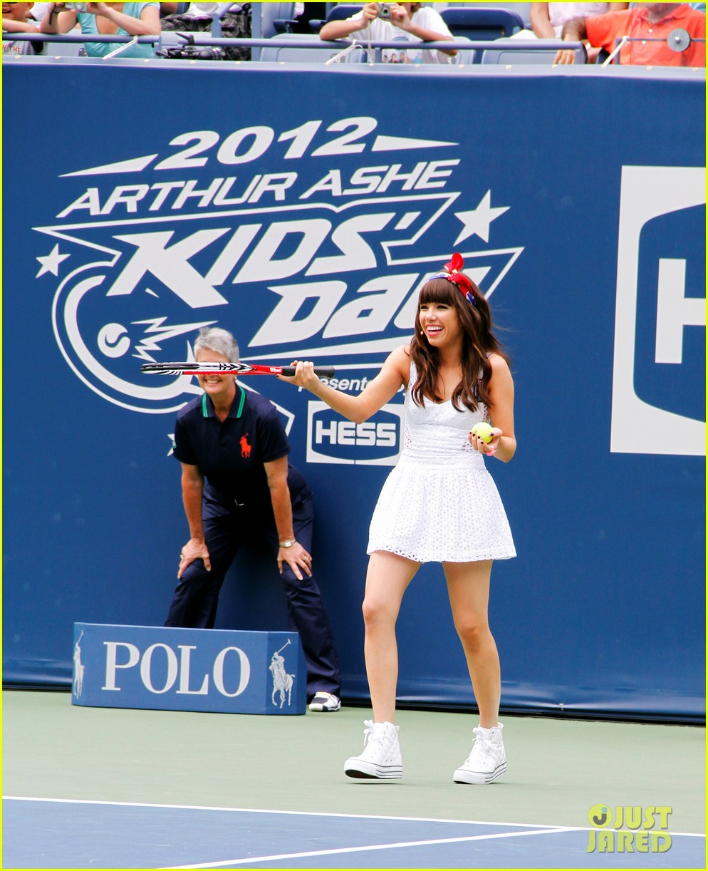 carly rae jepsen adam young arthur ashe kids day 25