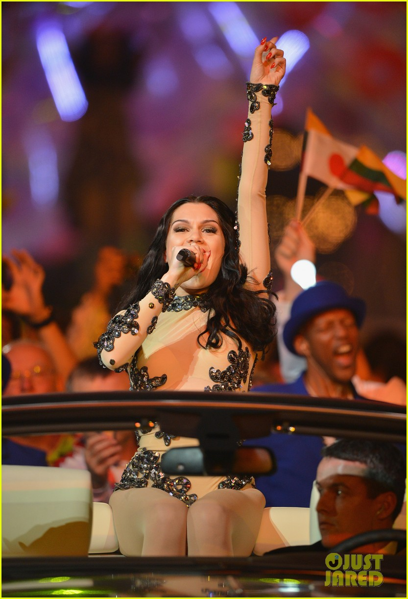 jessie j olympic closing ceremony 06