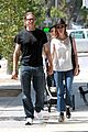 january jones holding hands mystery man 07