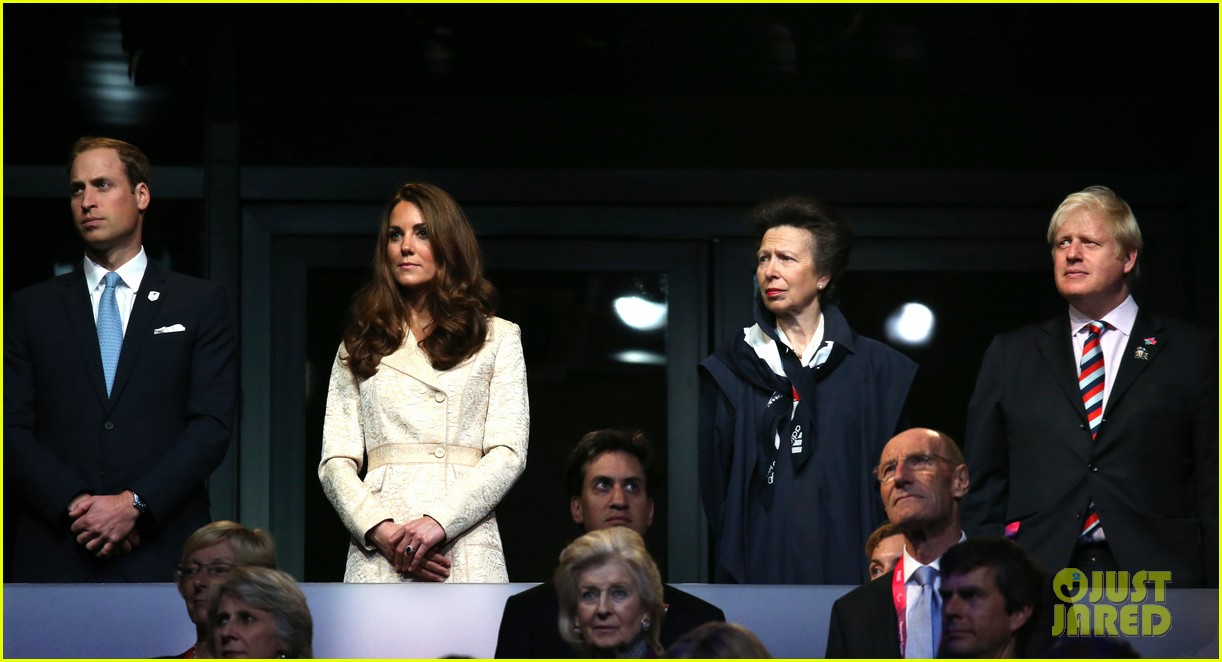 duchess kate prince william paralympics opening ceremony 10