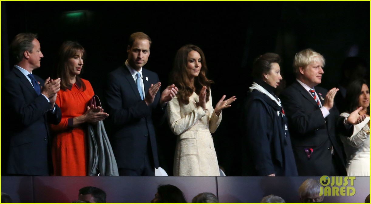 duchess kate prince william paralympics opening ceremony 14