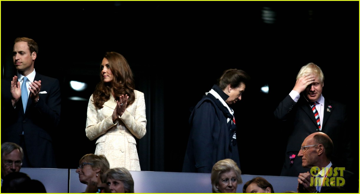 duchess kate prince william paralympics opening ceremony 25