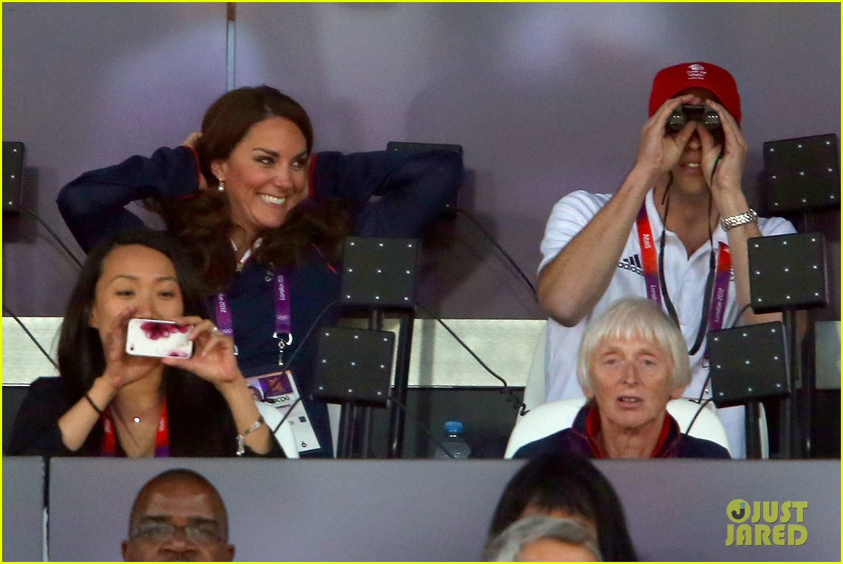 duchess kate olympic spectator 10