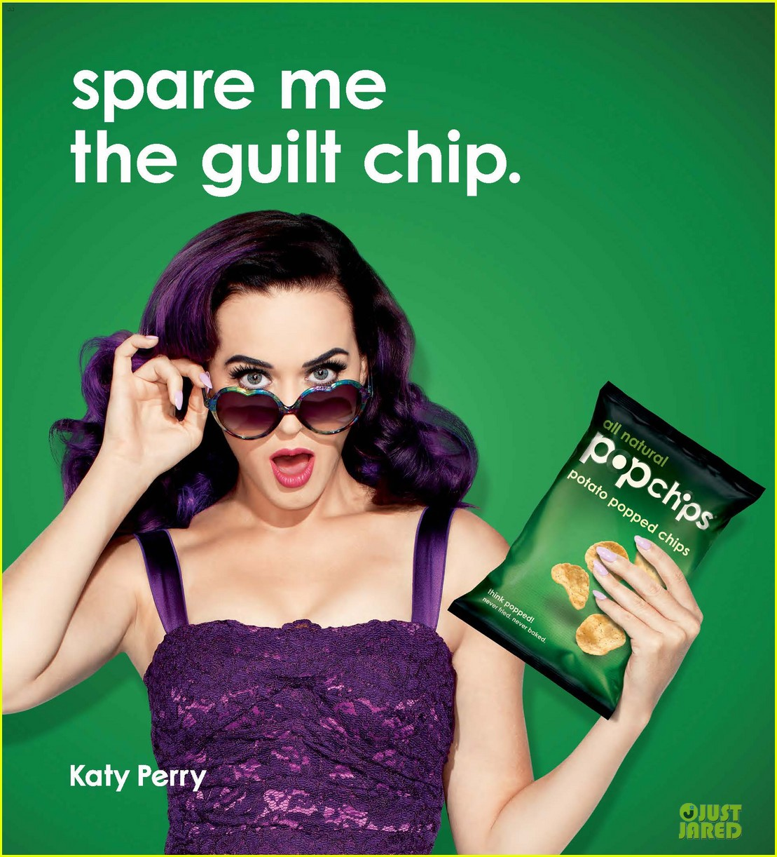 Katy Perry for Pop Chips: Is food even about flavor ...