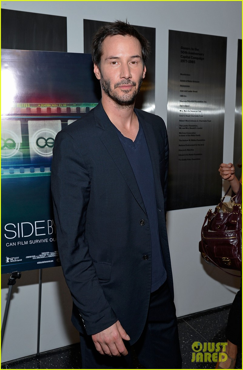 keanu reeves side by side premiere 082699431