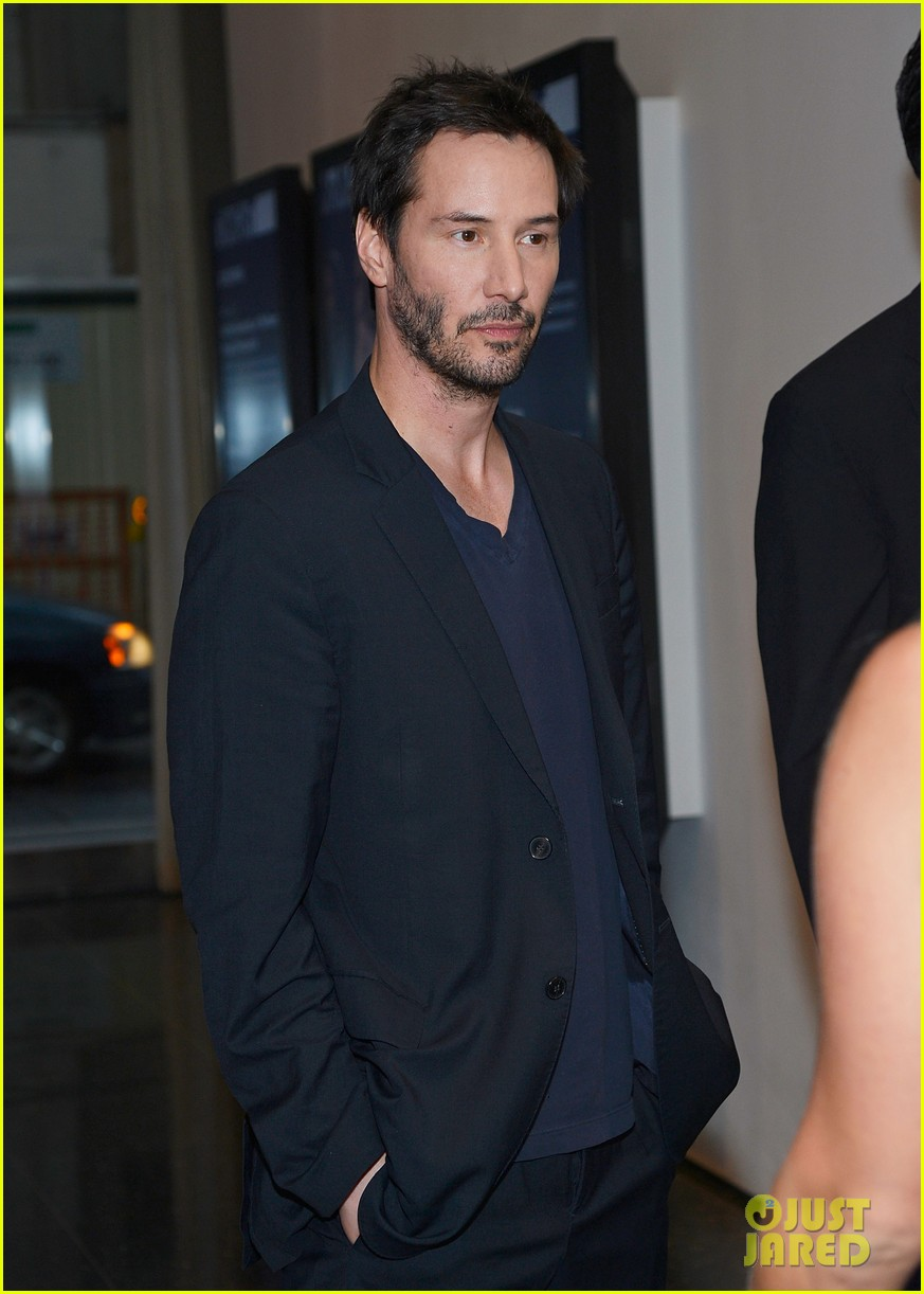 keanu reeves side by side premiere 11