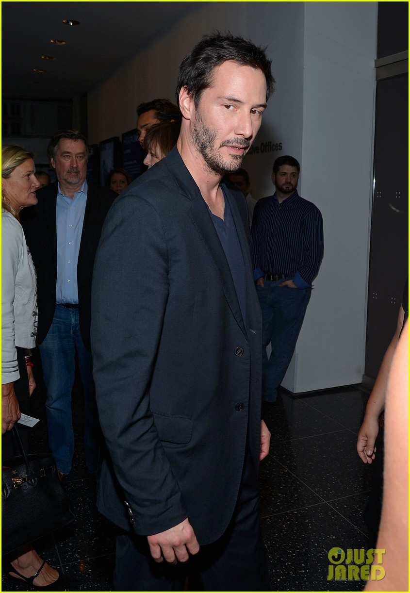 keanu reeves side by side premiere 12