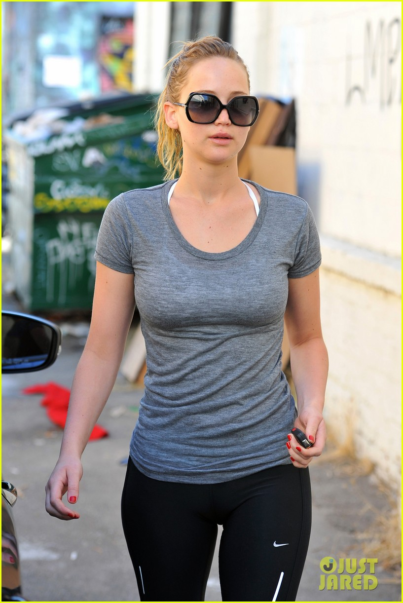 jennifer lawrence boxing gym 11
