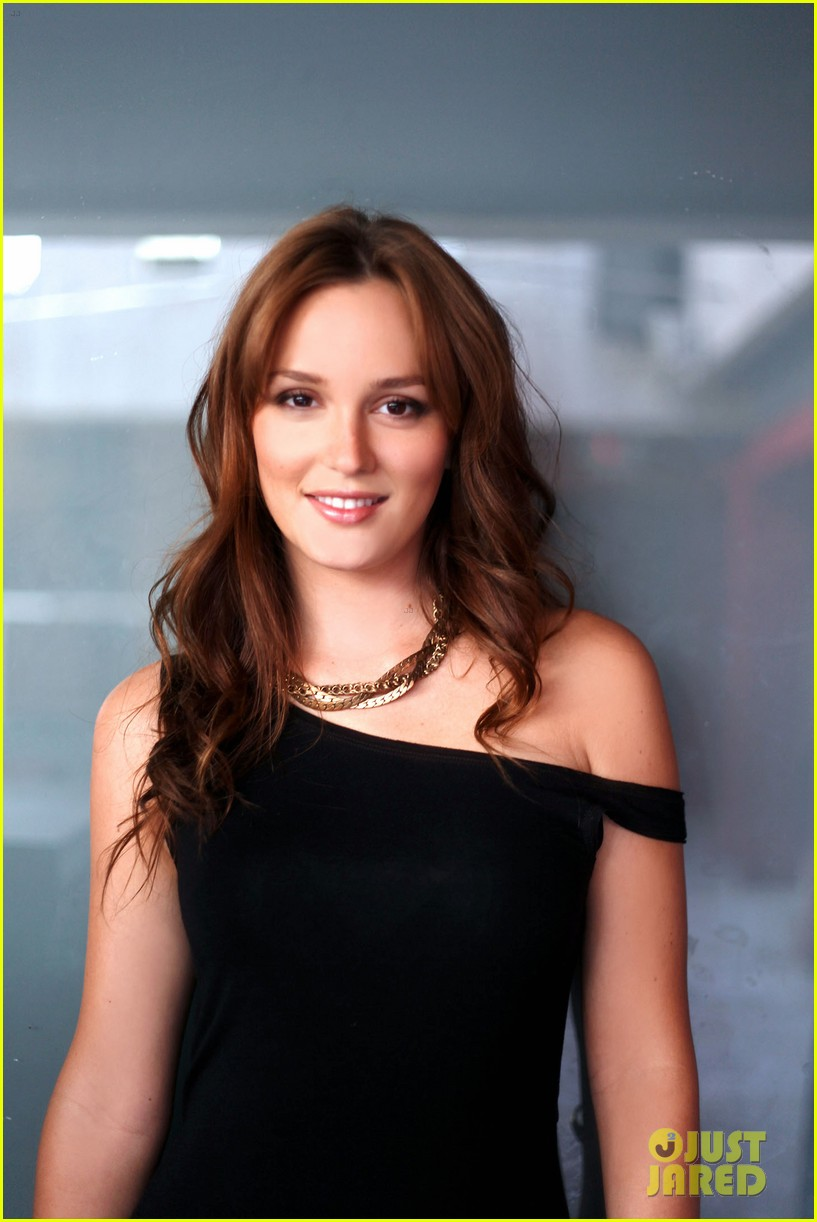 Leighton Meester just jared