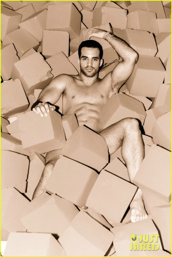 danell leyva shirtless photo shoot 05