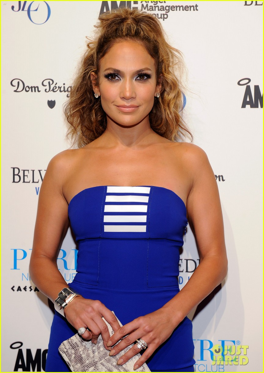 jennifer lopez pure nightclub post concert party 13