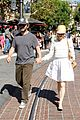 rachel mcadams michael sheen hold hands at the grove 03