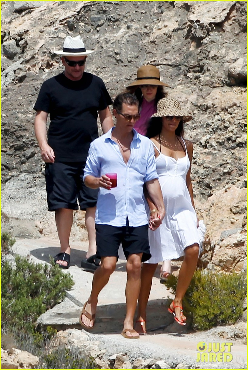 matthew mcconaughey camila alves ibiza vacation 232700961
