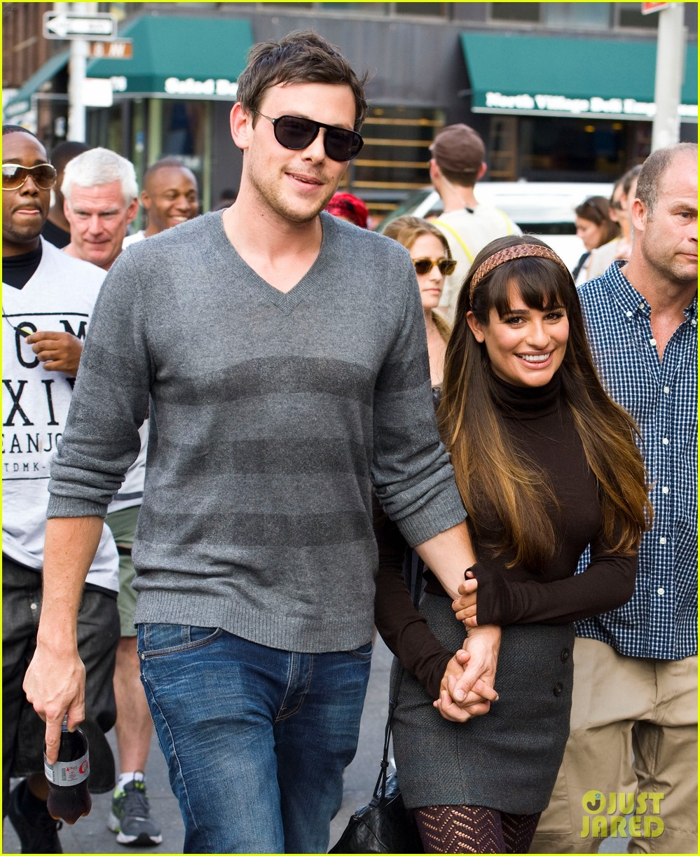 michele lea and cory monteith dating Cory monteith was dating lea michele until he passed away lea michele who was cory monteith cory monteith was an actor who was most well-known for his role asfinn.