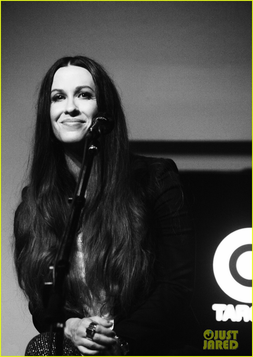 alanis morissette album listening party 01