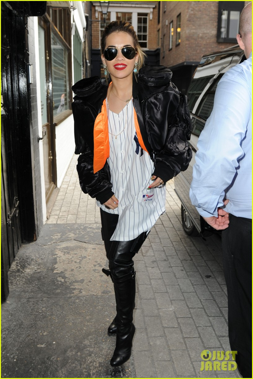rita ora number one ireland 13