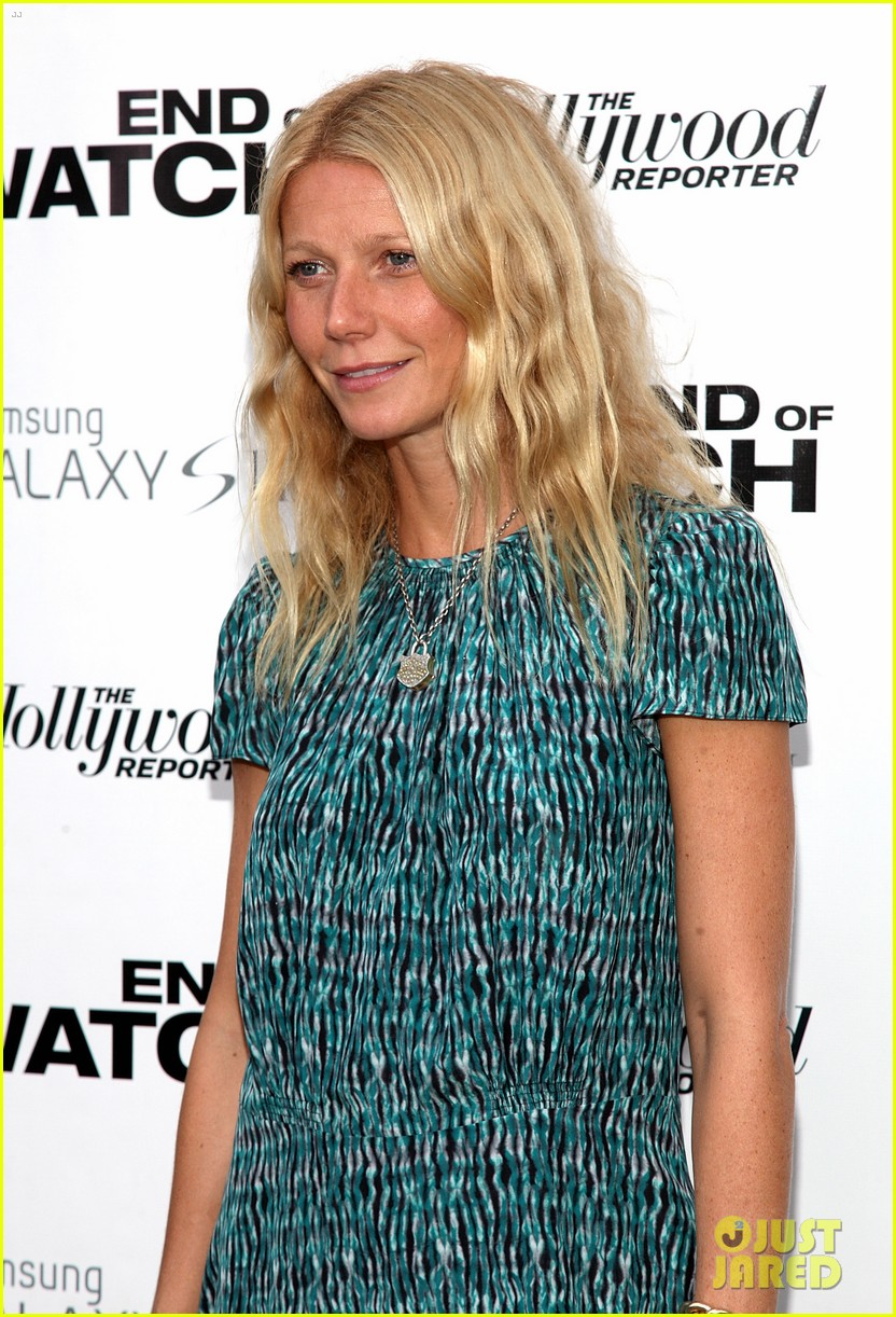 paltrow end of watch screening 052705210