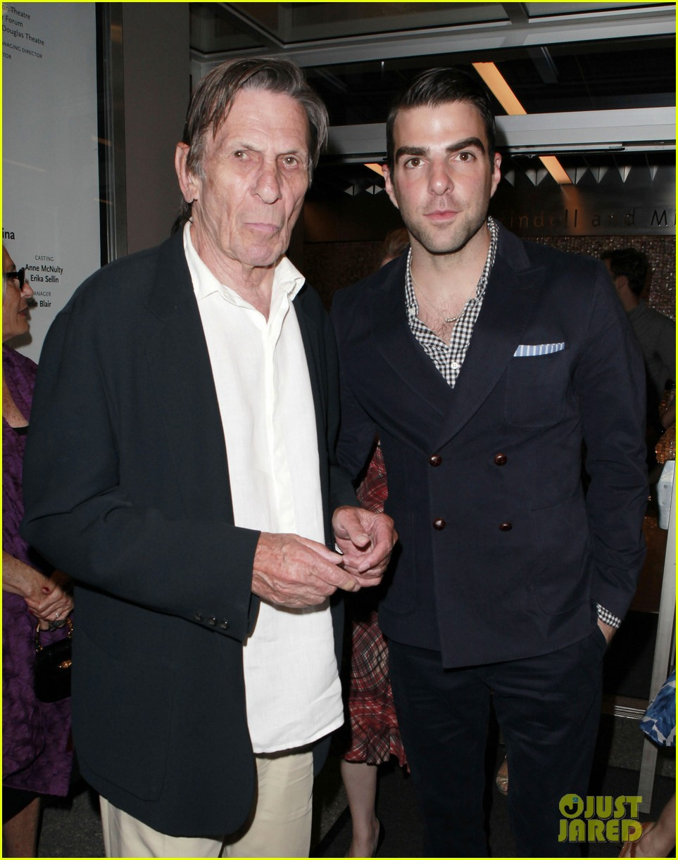 zachary quinto jesse tyler ferguson red opening night 01