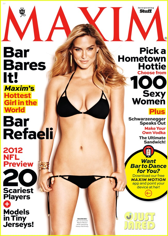 bar refaeli covers maxim september 2012 01