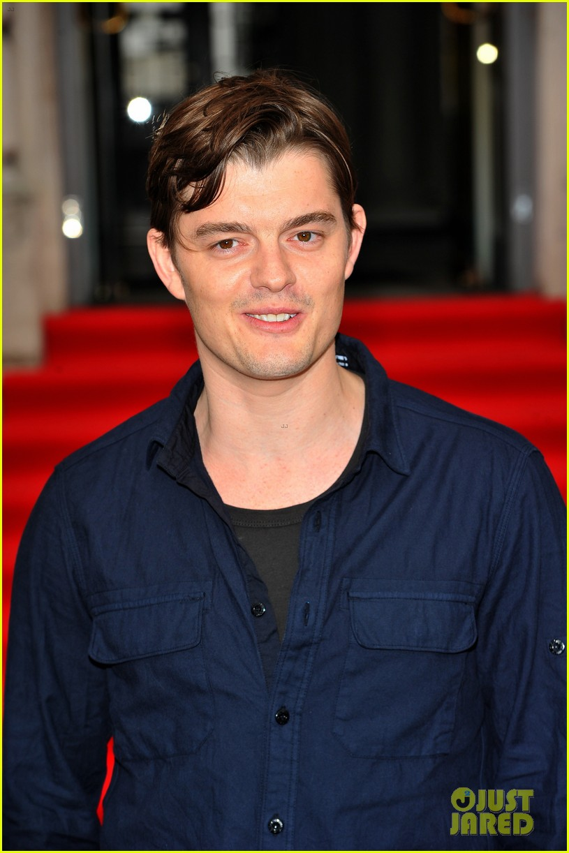 tom sturridge sam riley on the road uk premiere 212703259