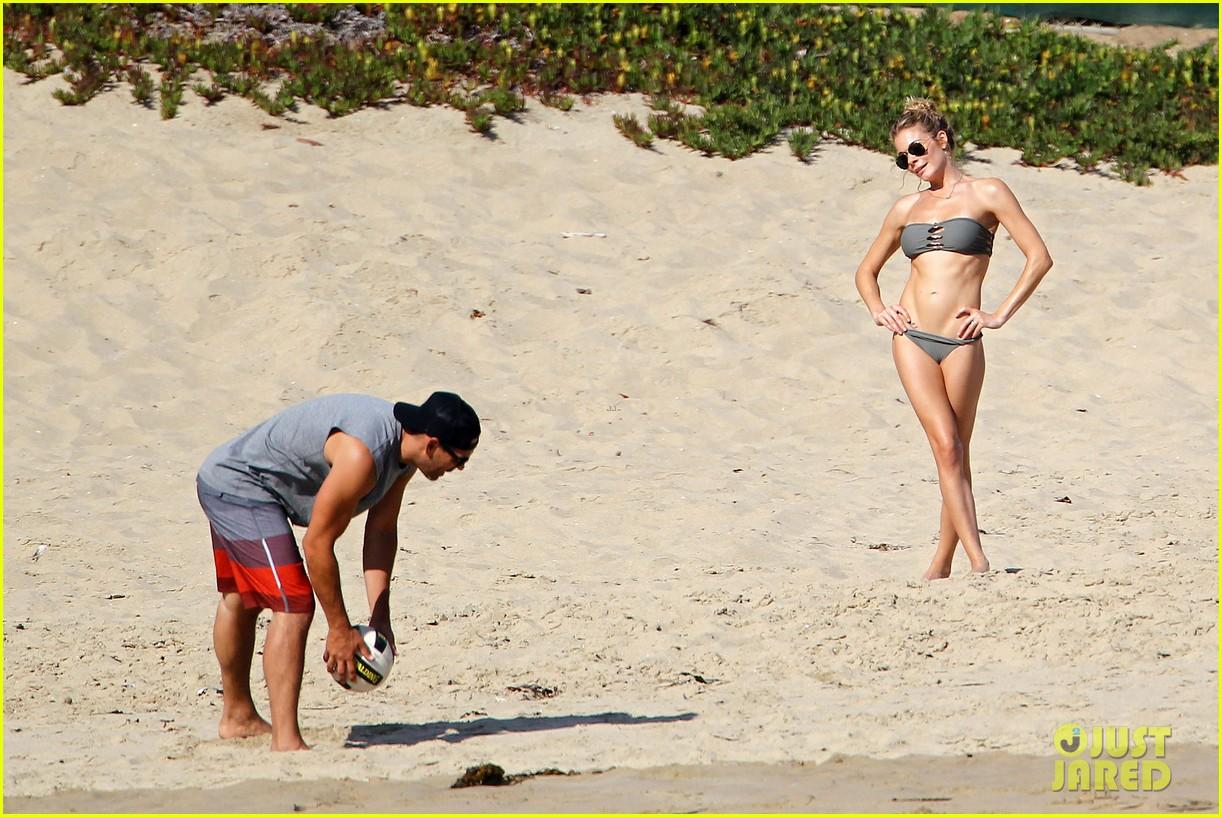 leann rimes bikini beach babe with eddie cibrian 272701503
