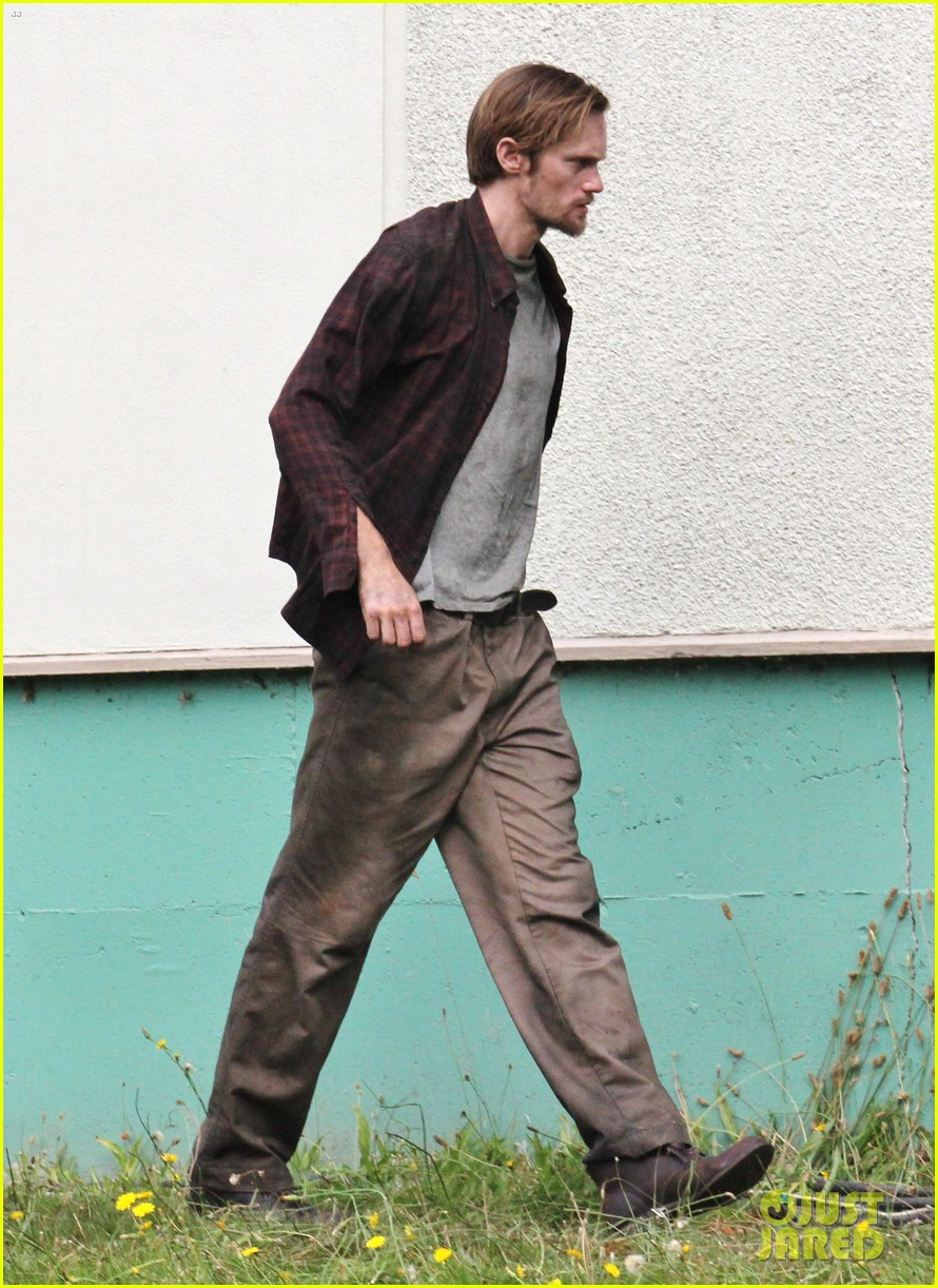 alexander skarsgard hidden set with andrea riseborough 36