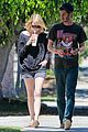 emma stone andrew garfield burgers and books 18