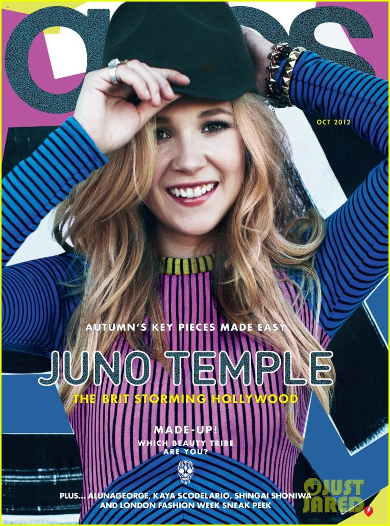 juno temple covers asos magazine october 2012 012710089