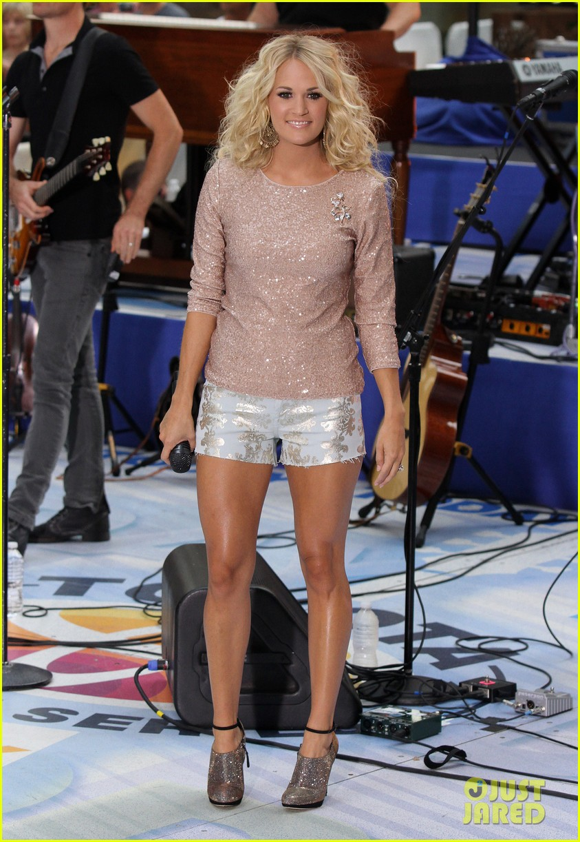 carrie underwood today show performance 08