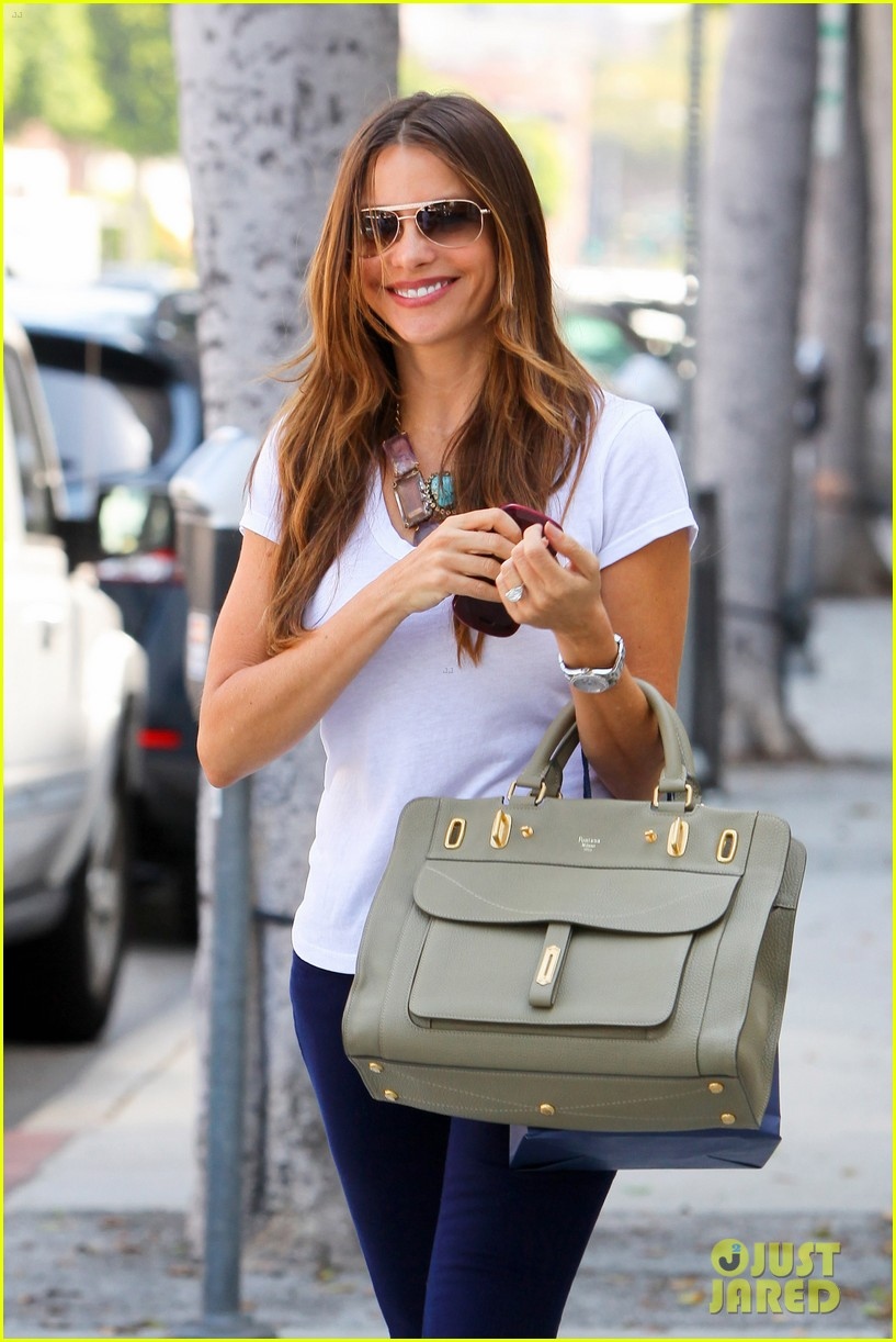 sofia vergara back in la 112695182