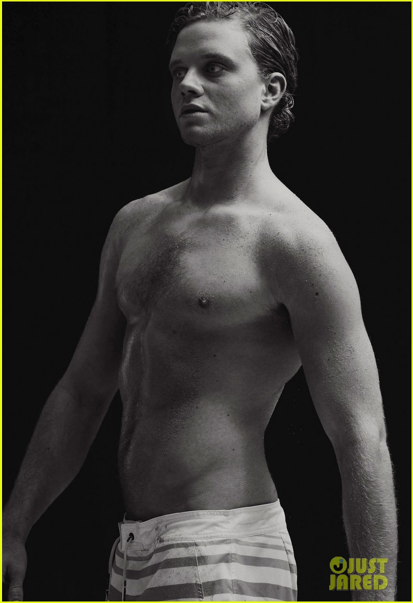 jonny weston shirtless for v man exclusive first look 01