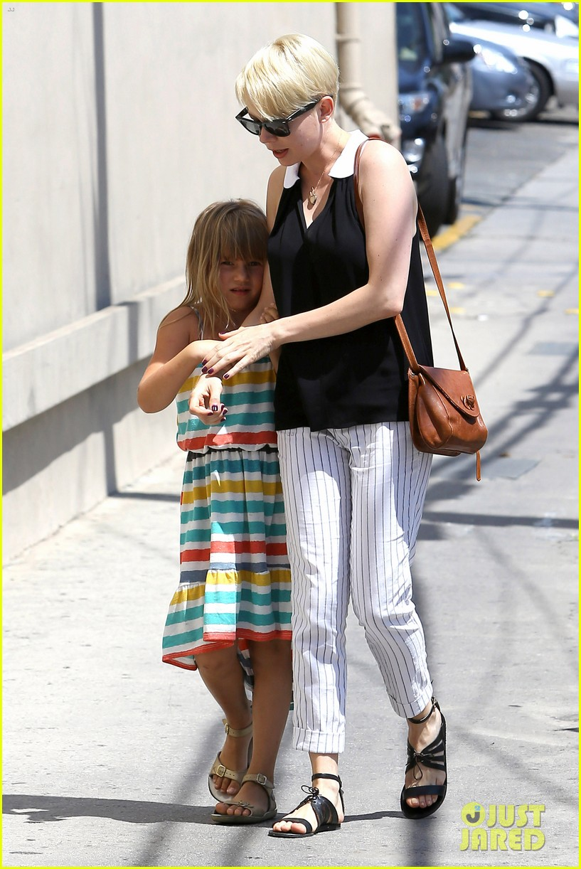 michelle williams jason segel afternoon with matilda 012708554