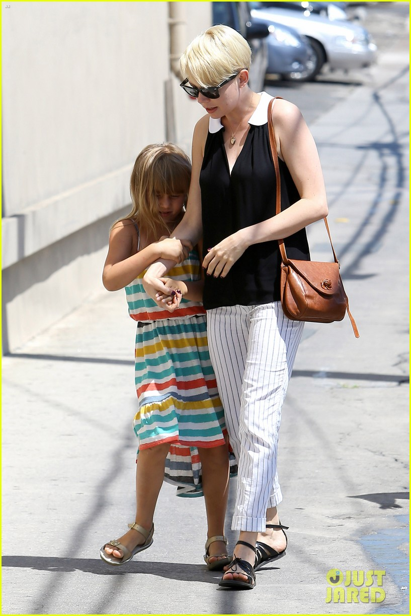 michelle williams jason segel afternoon with matilda 052708558