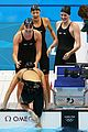 womens us swimming team wins gold in 4x200m freestyle relay 10