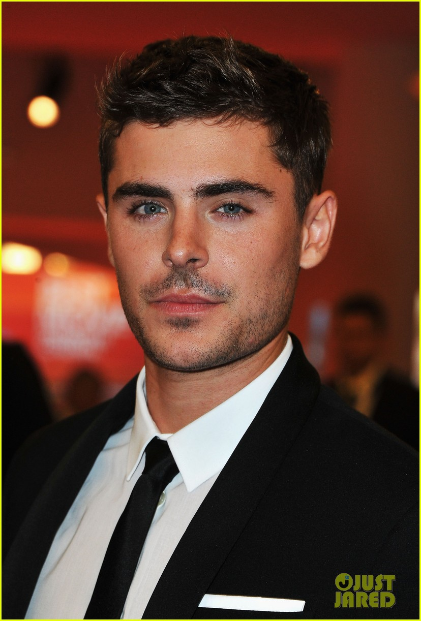 zac efron at any price venice premiere 092711914