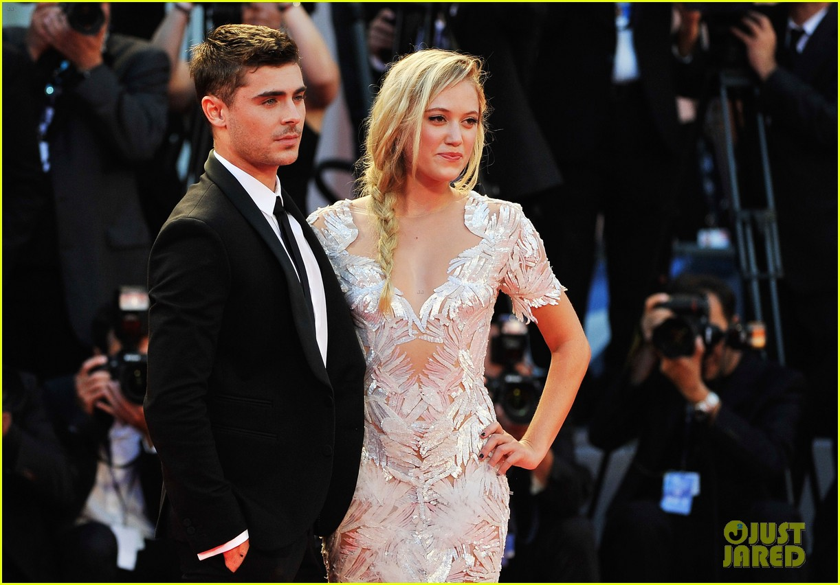 zac efron at any price venice premiere 20
