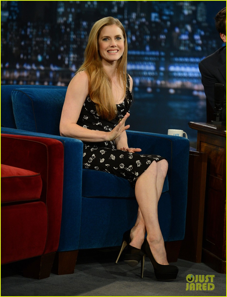 amy adams late night with jimmy fallon visit 02