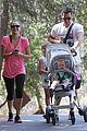 jessica alba family hike 20